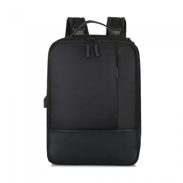 Multi-functional Fashion Backpack Large Capacity Laptop Backpack Computer Bag with USB Charging Port Fits 15.6 Inch Laptop