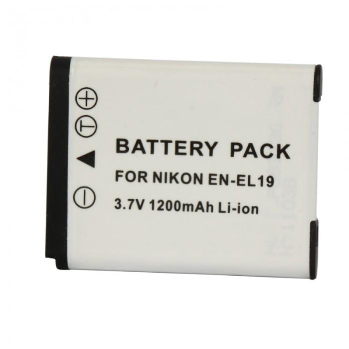 EN-EL19 Battery for Nikon Coolpix S2500 S3100 S4100
