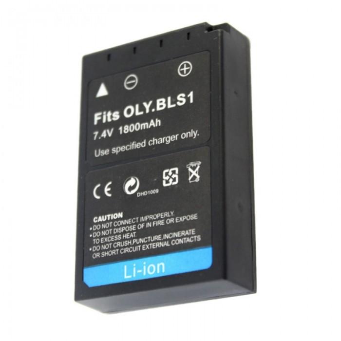 BLS1 Battery for Olympus E-450 E-400 E-410 E-420 E-620