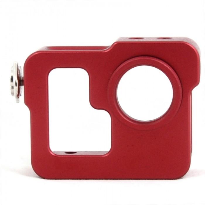 Aluminum Digital Camera Case for Gopro Hero 3 Red
