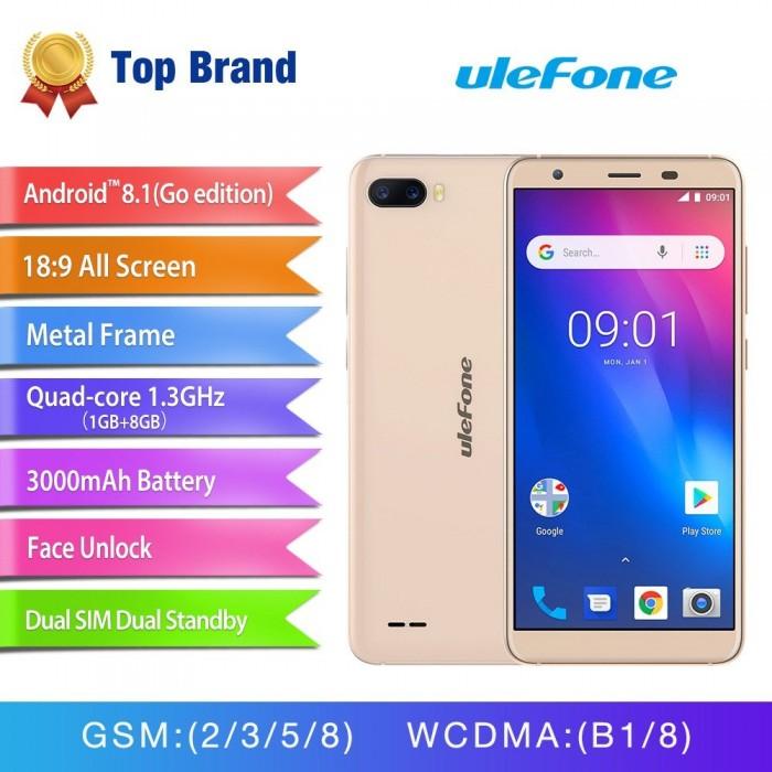 Global Version Ulefone S1 Mobile Phone