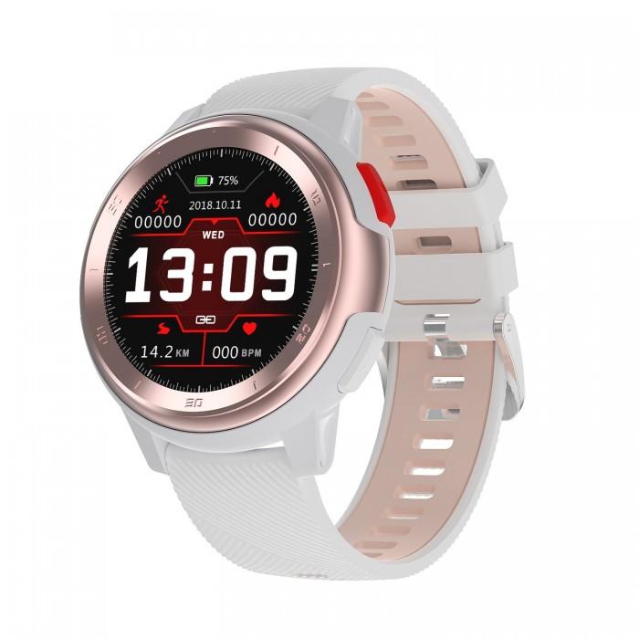DT68 BT Intelligent Watch Round Dial Smartwatch