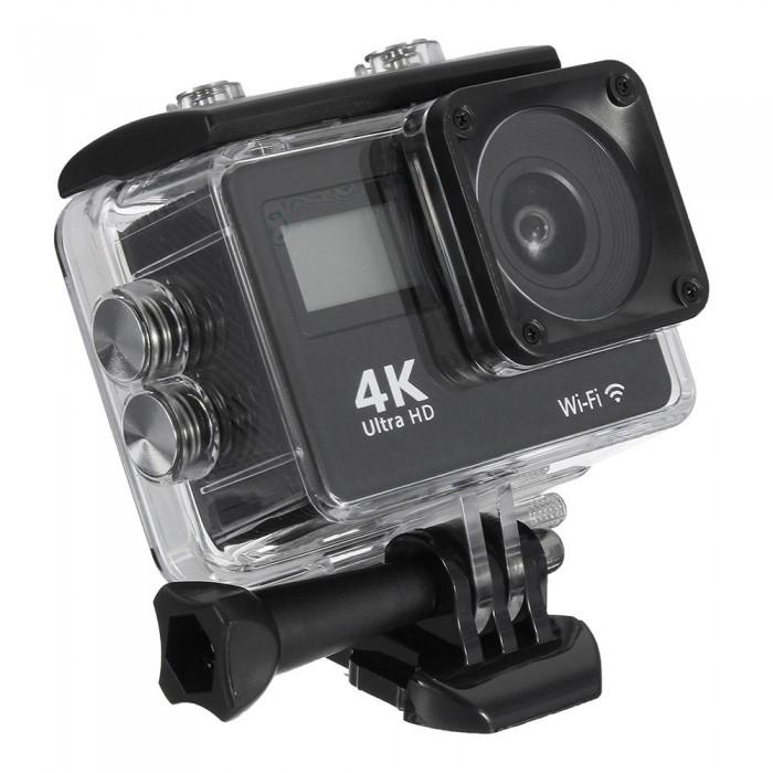 4K WiFi Dual Screen Action Camera