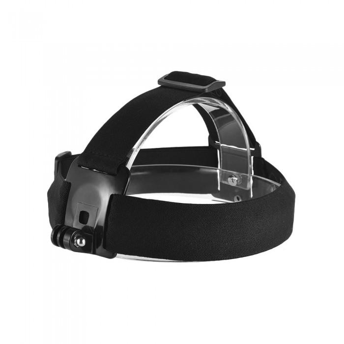 Adjustable Anti-Slip Action Camera Head Strap Headband Mount for GoPro hero 7/6/5/4 SJCAM /YI