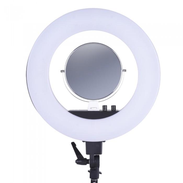 Andoer 18 Inch LED Video Ring Light Fill-in Lamp