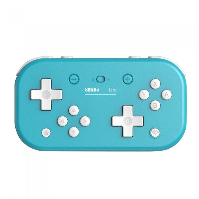8Bitdo Lite BT Gamepad Compatible with Nin-tendo Switch Lite,Nin-tendo Switch and Windows