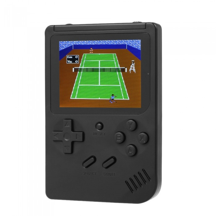 2 in 1 Portable Retro Multifunctional Handheld Game Console Power Bank